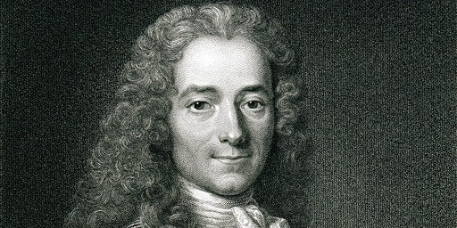 Thinkers for our time: Voltaire