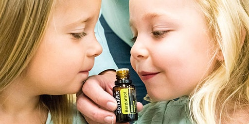 Essential Oil for Mum and Kids-Workshop