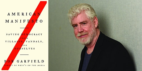 American Manifesto WNYC's On the Media Bob Garfield w/Ken Auletta tickets