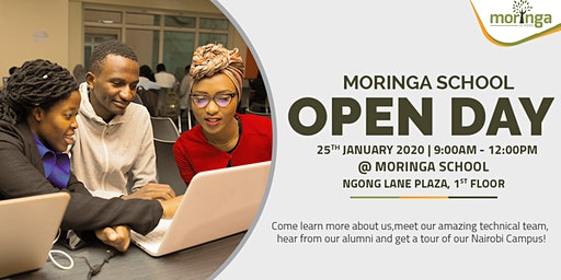 Moringa School Open Day