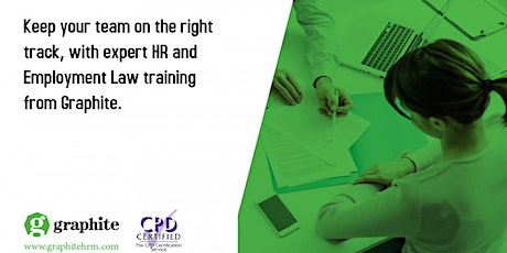 Performance Management - Graphite HRM - CPD Certified tickets