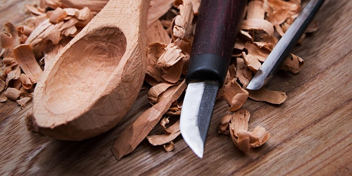 Dunsmore Living Landscape: Two Day Spoon Carving Workshop-Eating Spoon