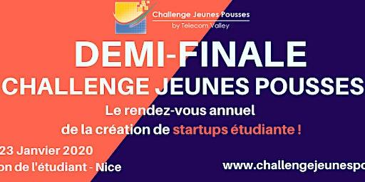 Demi-Finale Challenge Jeunes Pousses