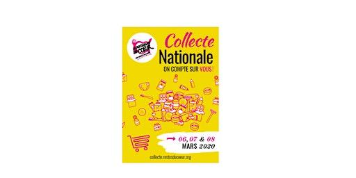 Collecte Nationale (Logistique) - Dépôt Augny - 13h00-17h00