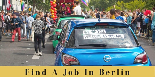 How To Find A Job In Berlin