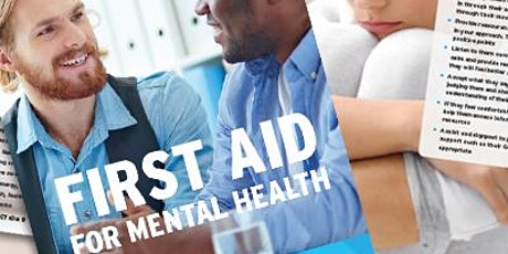 First Aid for Mental Health (Level 2 Award) tickets