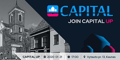 JOIN CAPITAL UP tickets