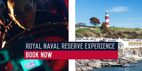Royal Naval Reserve Experience – HMS Vivid, Plymouth – 01/02/2020 tickets