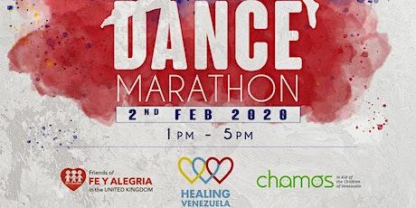 London Dance Marathon - Let's Dance for Venezuela tickets
