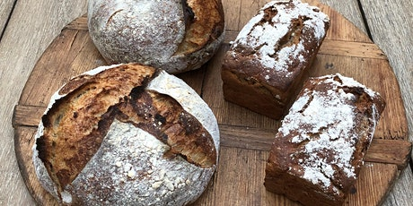 Introduction to Sourdough Bread Baking tickets
