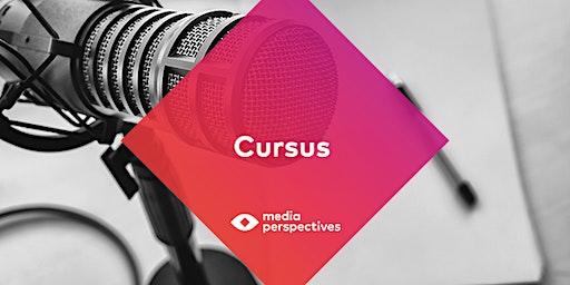 Cursus hoe maak je een podcast