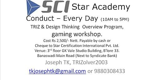 TRIZ & Design Thinking Workshop