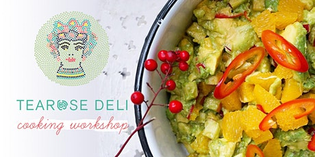 Cooking workshop @ Tearose Deli biglietti