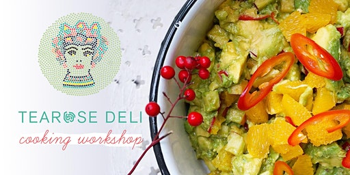Cooking workshop @ Tearose Deli
