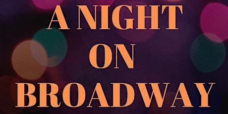 """A Night on Broadway"" - Northampton College Cabaret Show 2020 tickets"