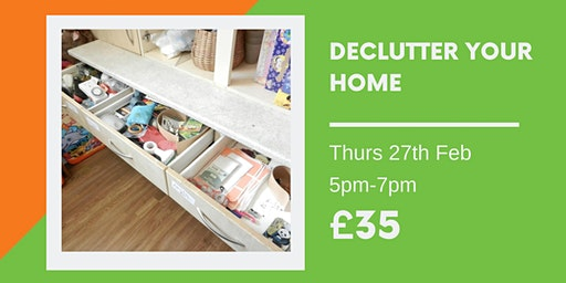 Declutter at Home
