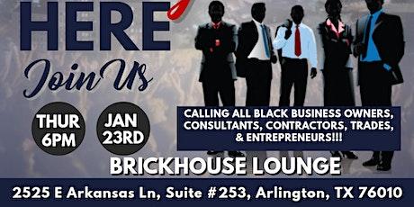 Arlington Black Chamber January General Meeting tickets