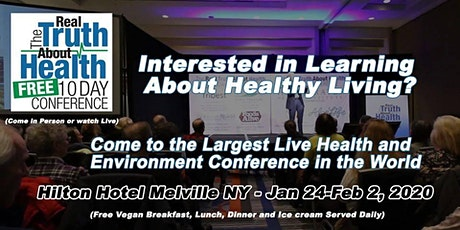 The Real Truth About Health Conference 2020 tickets