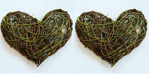 Weave a Valentine Willow Heart
