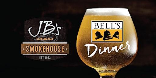 Bell's Dinner at J.B.'s Smokehouse