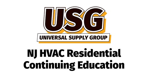 NJ HVACR License Required Continuing Education - North Brunswick