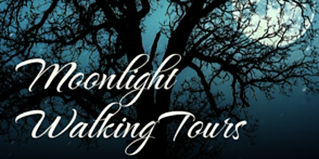 Moonlight Walking Tour - March 13, 2020 tickets