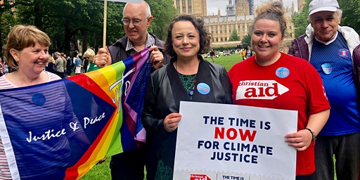 Climate Justice Campaign Kick-Off: Winchester