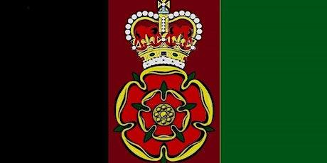 Queen's Lancashire Regiment Memorial Event tickets