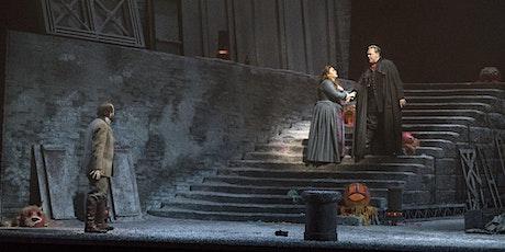 Opera, live from the Met - Der Fliegende Holländer tickets