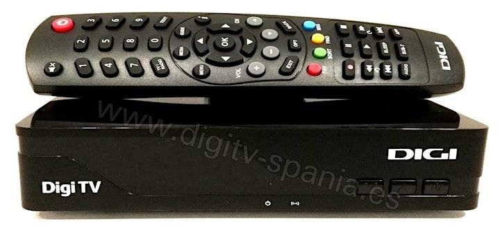 Imagen de Digi Tv Focus Sat Telekom Dolce Spania