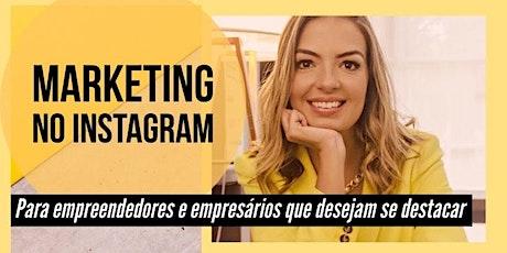 Marketing no Instagram -Manha ingressos