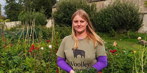 Gardening for Wildlife:  Walk and Talk with Megan, Head Gardener/ Ecologist