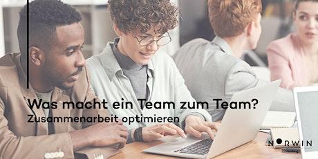 Was macht ein Team zum Team? Zusammenarbeit optimieren Tickets