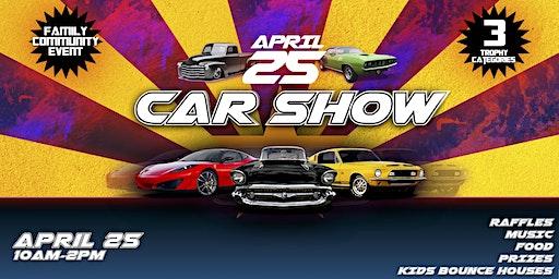The Oasis Church Car Show