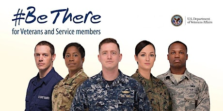 #BeThere for Service Members, Veterans & Families: Strengthening Communities tickets