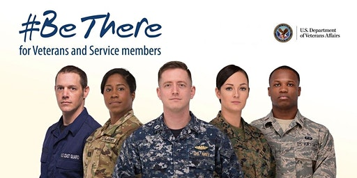 #BeThere for Service Members, Veterans & Families: Strengthening Communities