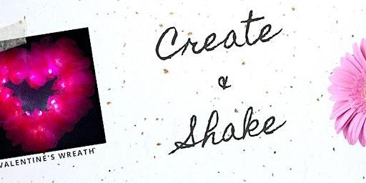 Create & Shake: Crafting, Community, Fun