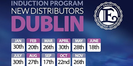 Induction Program - New Distributors tickets