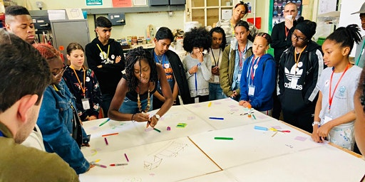 Be Creative! 2020: A free day for young people in Newham