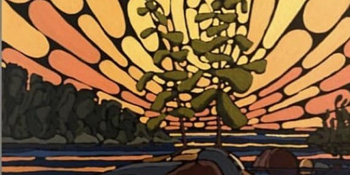 Summer Sunset Paint Class $60