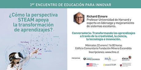 3er Encuentro de Educación para Innovar entradas