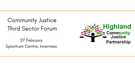 Community Justice Forum tickets
