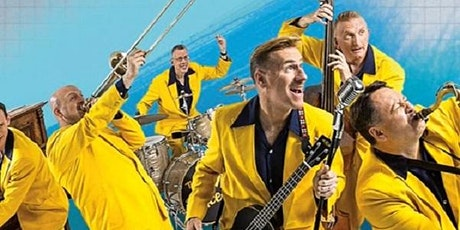The Jive Aces:Swing,Rock & Roll tickets