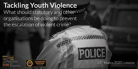 Tackling Youth Violence tickets