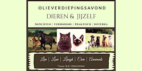 Olieverdiepingsavond Eindhoven 26 februari 2020 tickets