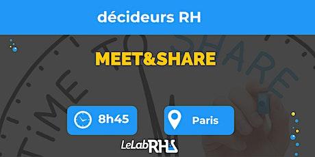 Meet&Share - En cours de validation tickets