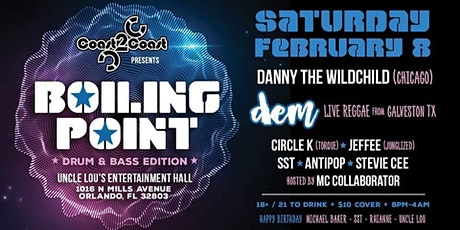 Boiling Point (Drum N Bass Edition) tickets