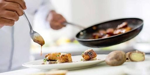 Chef Inspired Wine Pairing dinner