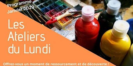 """Atelier Créatif  """" Art-bracadabra"""" billets"""
