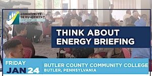 Think About Energy Briefing - Butler, January 24, 2020